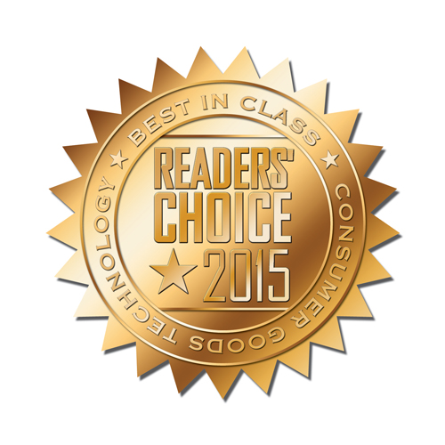 Consumer Goods Technology Readers Choice Recognition for Retail Execution