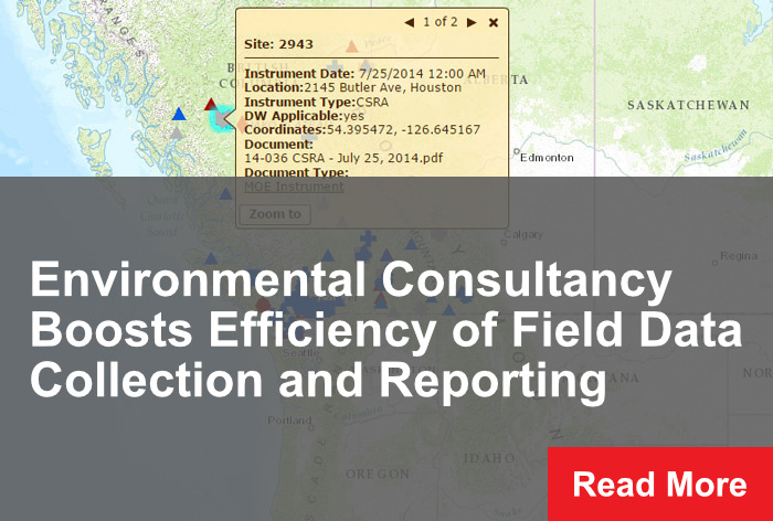 Environmental Field Data Collection