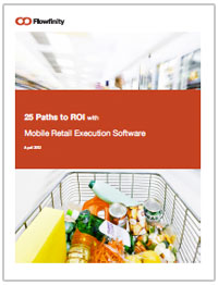 retail execution management apps