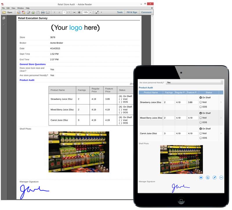 Flowfinity Enterprise Mobile Apps Mobile Data