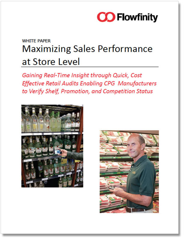 Maximizing Sales Performance at the Shelf