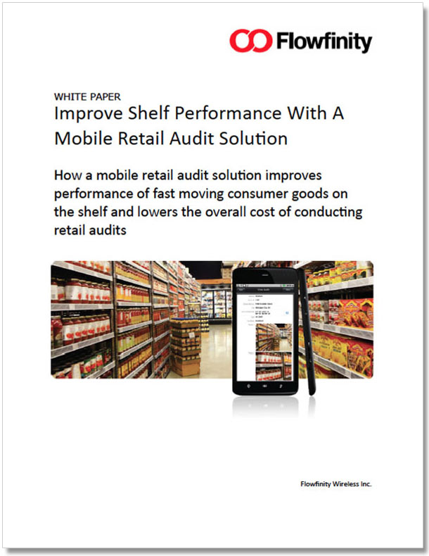 Improve Shelf Performance with Mobile Enterprise Apps