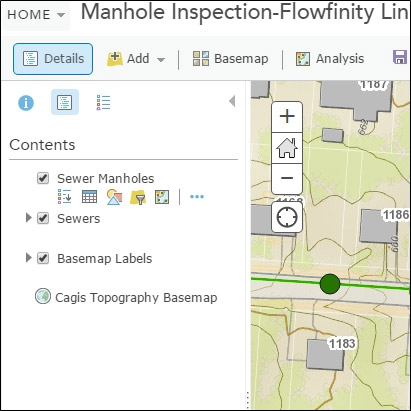 Flowfinity - Configuring ArcGIS Online Maps with Flowfinity apps