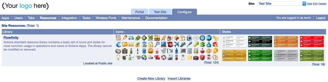 Flowfinity - Create Customized App Icons