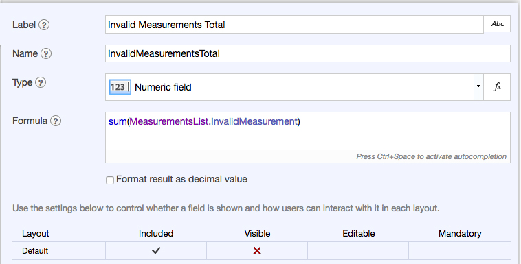 Flowfinity - Validate Data Within Nested Structures